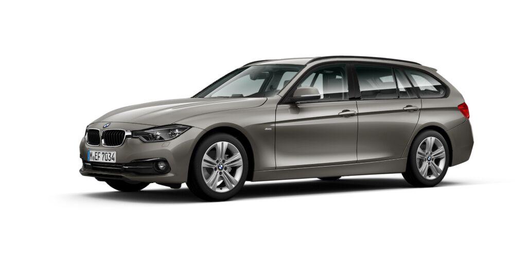 BMW 3-sarja F31 Touring 335d A xDrive Business