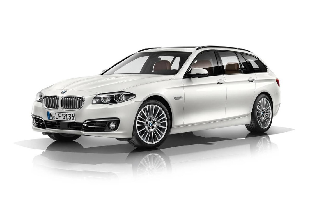 BMW 5-sarja F11 Touring 520d A Business