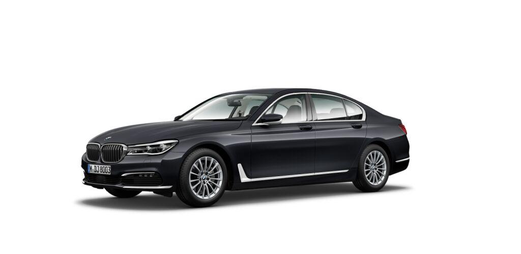 BMW 7-sarja G12 Sedan 750Li A xDrive Business Exclusive