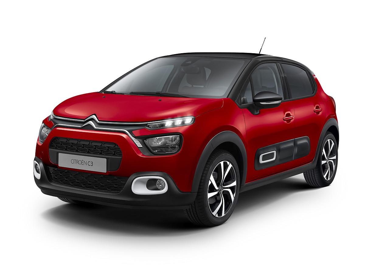 Citroën C3 PureTech 110 Launch Edition Automaatti