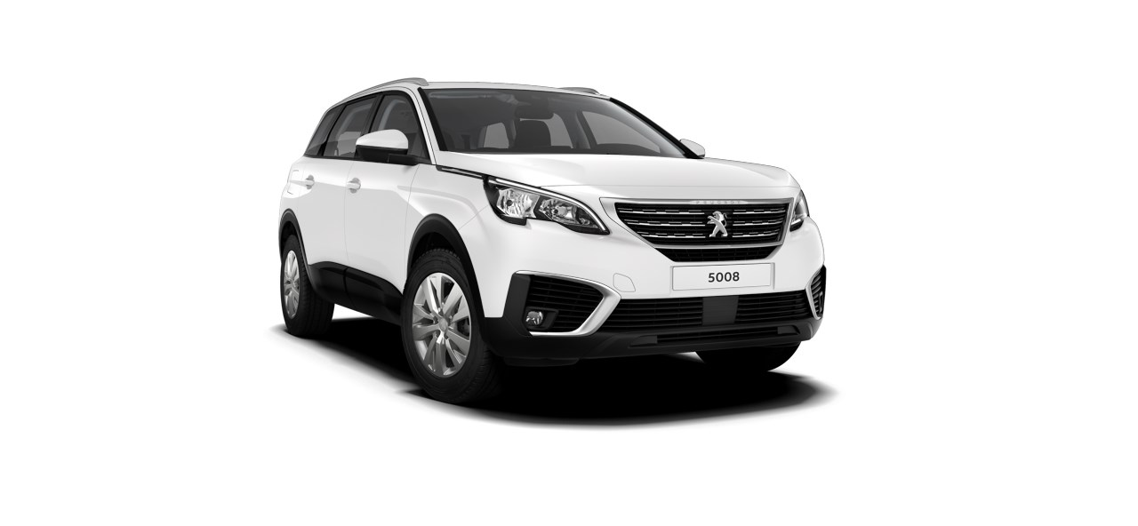 Peugeot 5008 Motion Active PureTech 130 EAT8-automaatti