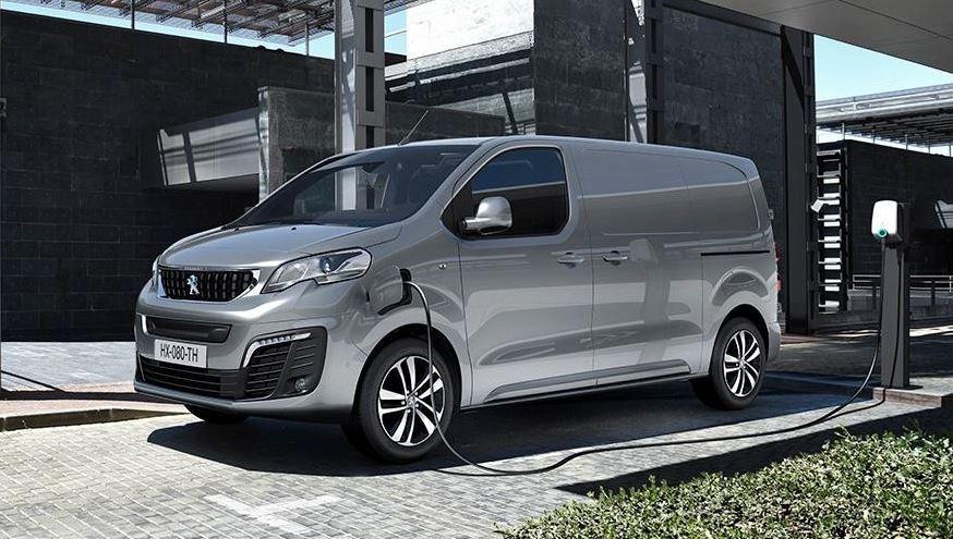 Peugeot e-Expert 50 kWh 136 XL