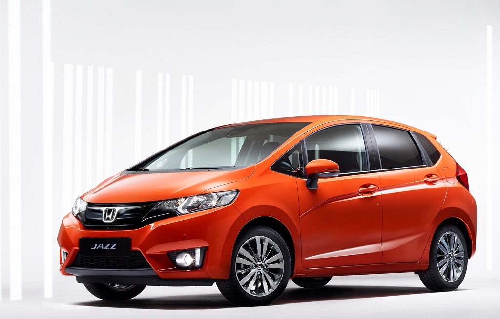 Honda Jazz 1,3 Trend CVT