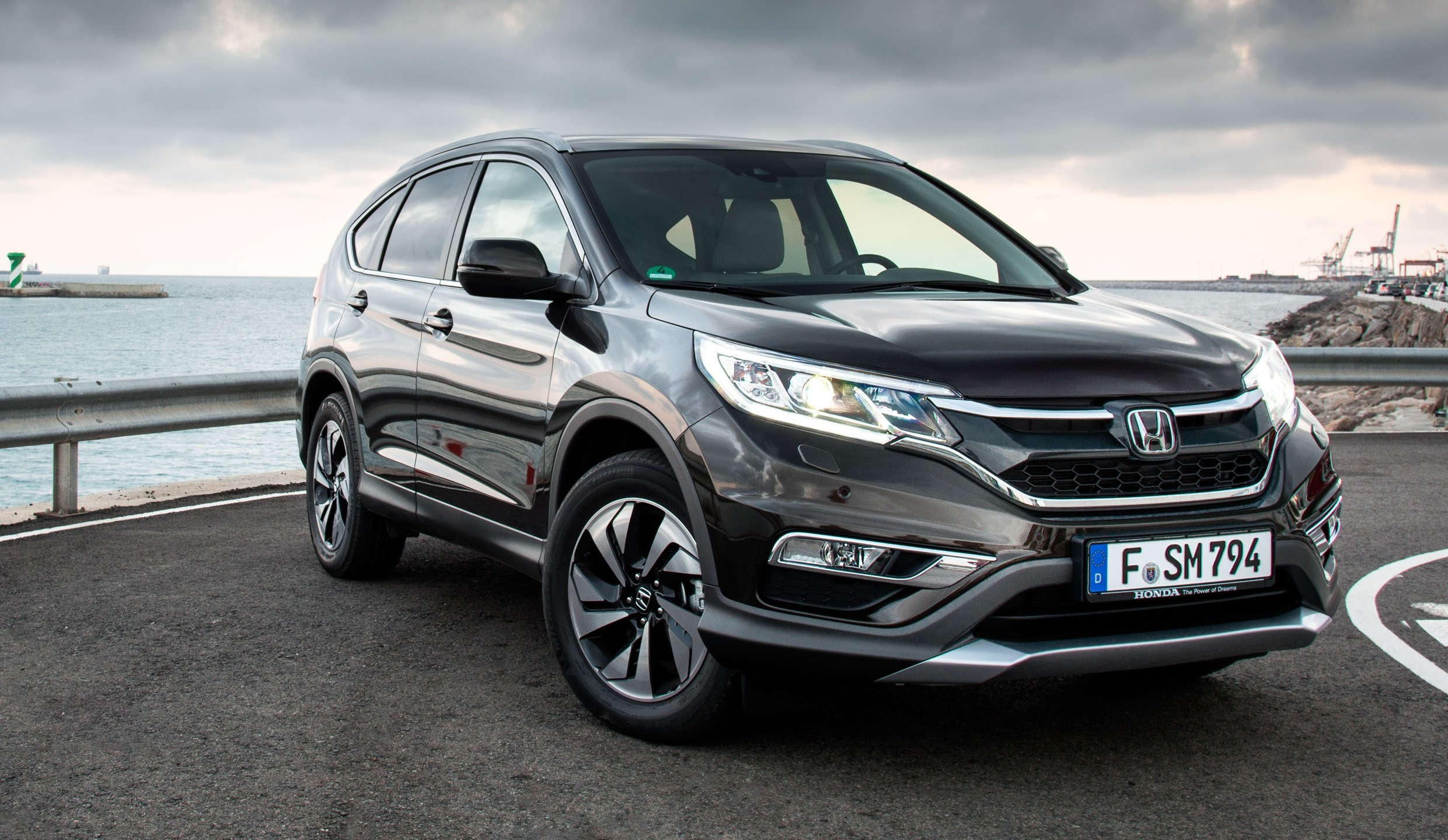 Honda CR-V 1,6D Elegance Plus