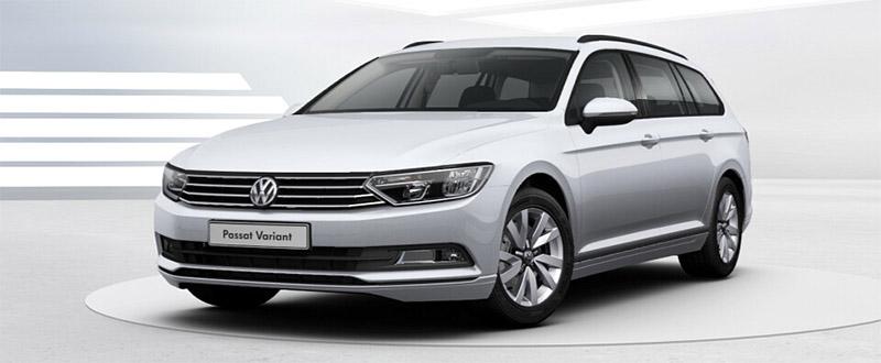 Volkswagen Passat Variant Trendline 1,4 TSI 92 kW (125 hv) DSG-automaatti