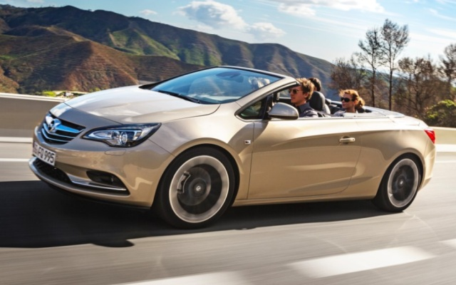 Opel Cascada 1,6 Turbo 125kW AT6