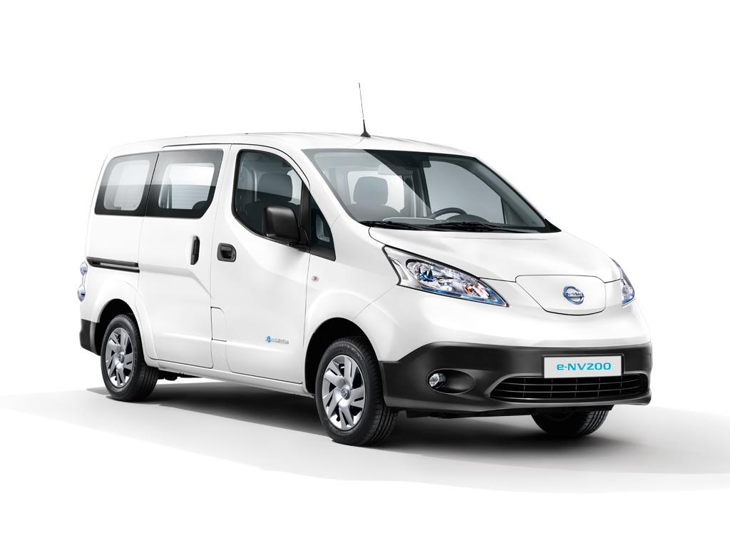 Nissan e-NV200 Combi 7 A/T Comfort Plus 40 kWh DSD Tailgate FI