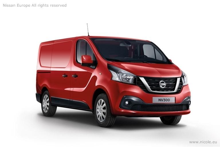 Nissan NV300 Van 1,6 dCi 125 6 M/T L2H2 1.2t FWD Comfort Glazed FD Blind SSD