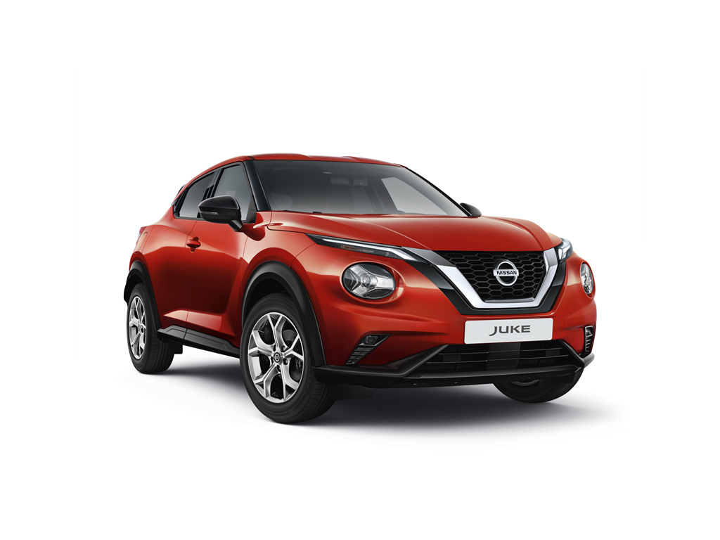 Nissan Juke DIG-T 117HP 7DCT N-Connecta Tech Pack DCT