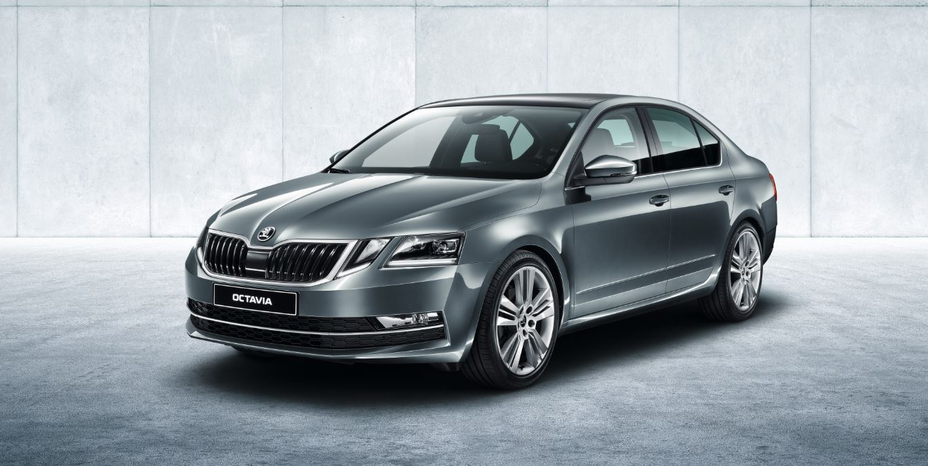 Skoda Octavia 1,0 TSI Ambition BusinessLine