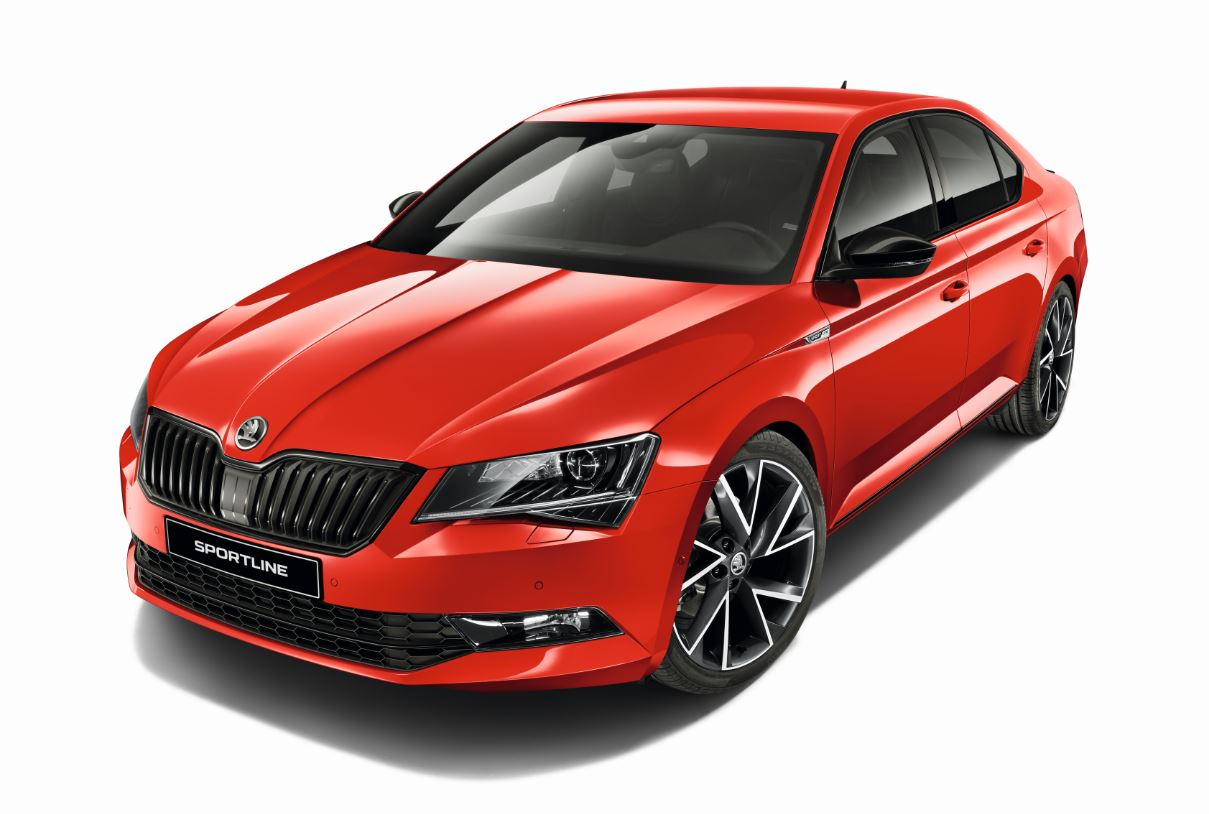 Skoda Superb 1,4 TSI ACT SportLine