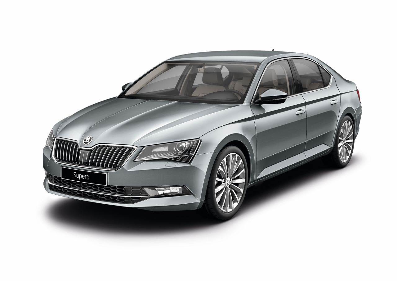Skoda Superb 2,0 TDI 150 4x4 Active BusinessLine