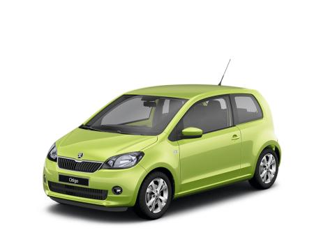 Skoda Citigo 1,0 75 Ambition 3-ov.