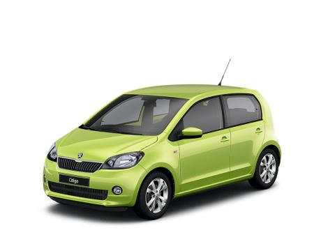 Skoda Citigo 1,0 60 Ambition 5-ov.