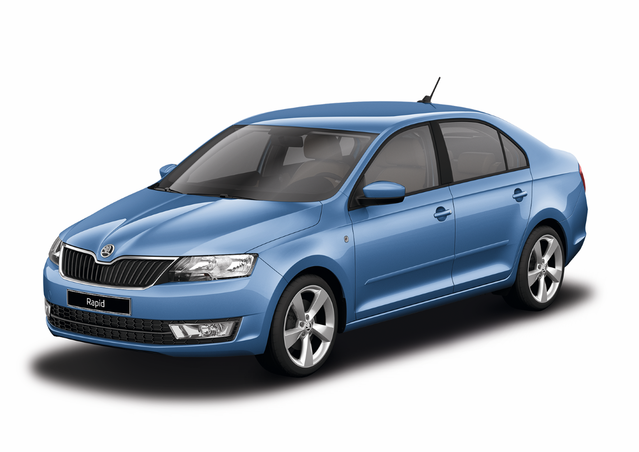 Skoda Rapid 1,0 TSI 110 Ambition