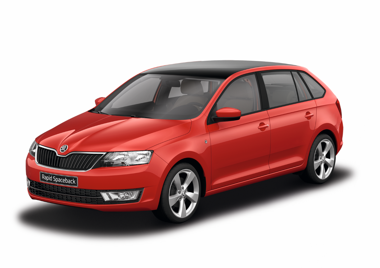 Skoda Rapid Spaceback 1,0 TSI 95 Active