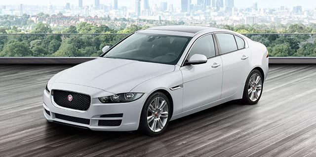 jaguar xe aut