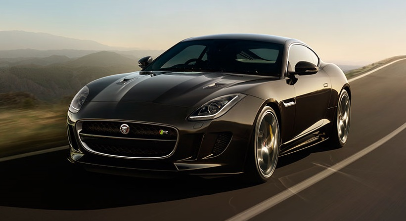 Jaguar F-Type R AWD V8 5,0 Coupé aut