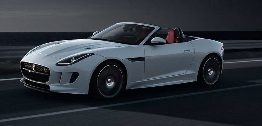 Jaguar F-Type R AWD V8 5,0 Convertible aut