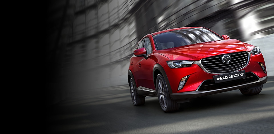 Mazda Cx-7 Tyyppiviat