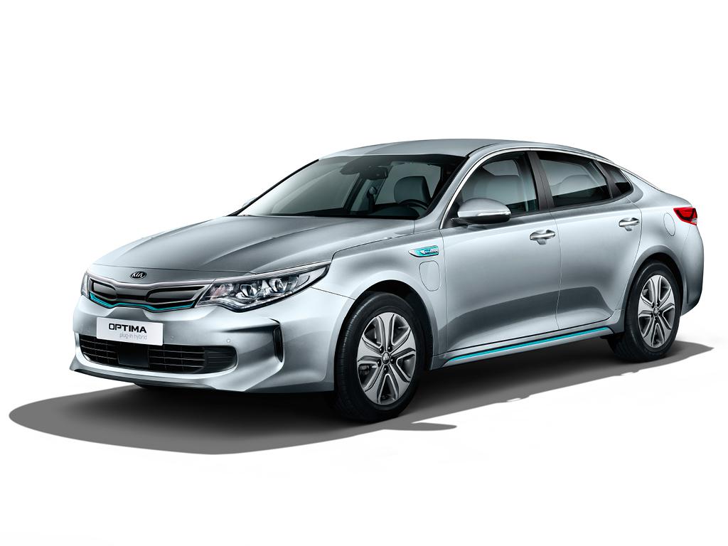 Kia Optima 2,0 GDI PHEV Business Luxury 4D A/T