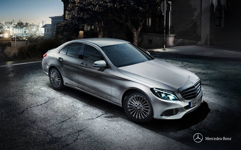 Mercedes-Benz C 350 e A Premium Business