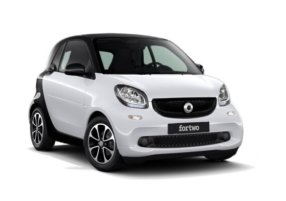 smart fortwo coupe passion 52 kW