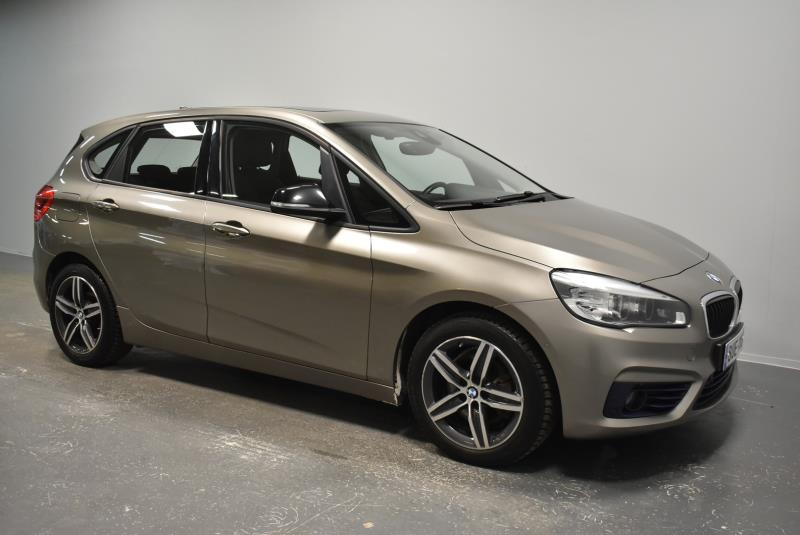 BMW 220 220d xDrive Active Tourer Farmari (AC) 4ov 1995cm3 A