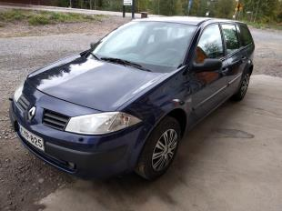 Renault Megane Break 1,6 16V Dynamique 5d BUSINESS