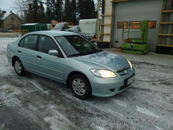 Honda Civic 1,6i ES 4d