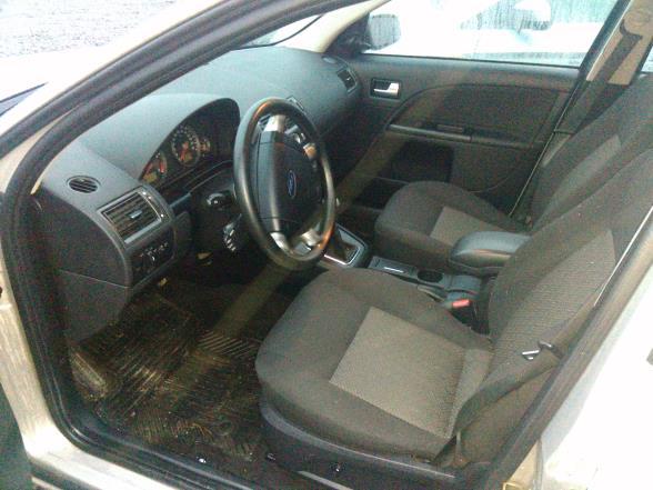 Ford Mondeo 2,0TDCi 115hv Ghia Wagon