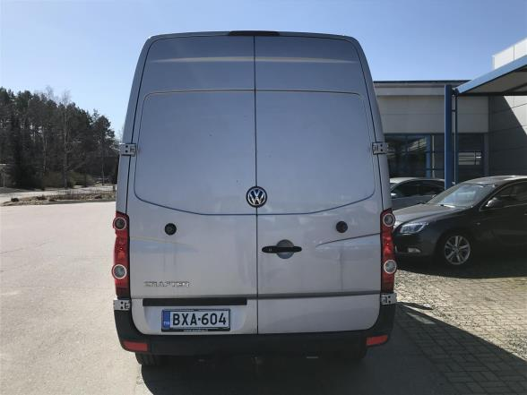 Volkswagen Crafter 35 Kevytkuorma-auto 2,0 TDI 120 kW, 3650, BlueMotio