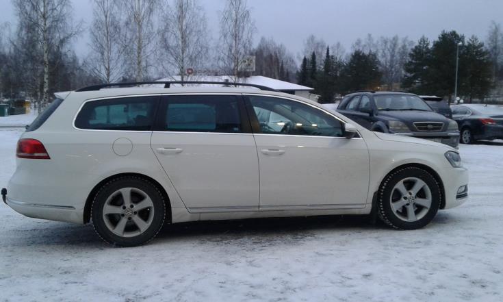 Volkswagen Passat Variant Comfortline 1,8 TSI 118 kW (160 hv)