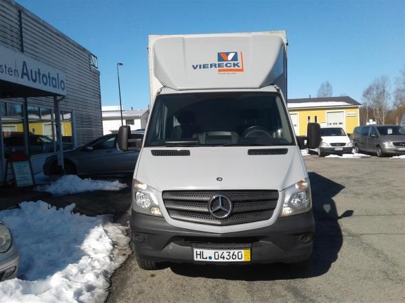 Mercedes-Benz Sprinter 316CDI-3,5/37AL keskipitkä A2 BE