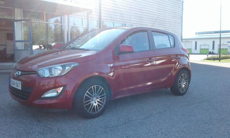 Hyundai i20 5d 1,1 CRDi 55kW 6MT Classic