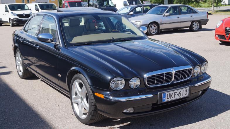 Jaguar XJD 2.7 EXECUTIVE