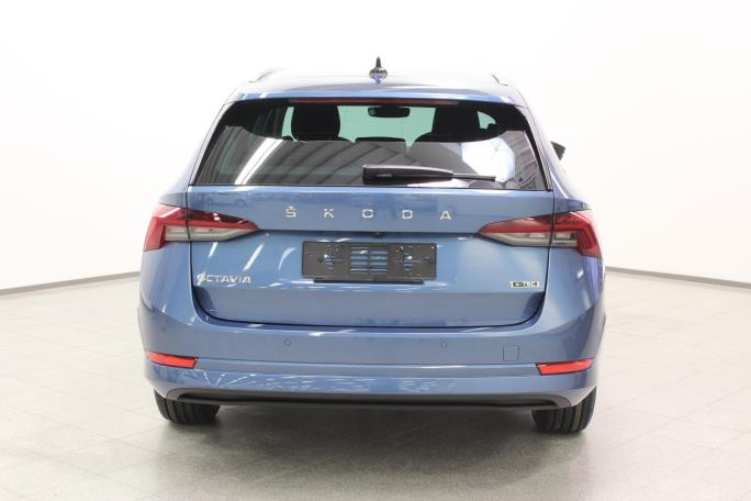 SKODA OCTAVIA Combi 1,0 TSI Style eTEC DSG *'Upea vuoden 2021 autoksi valittu Skoda nopeaan toimitukseen!!**