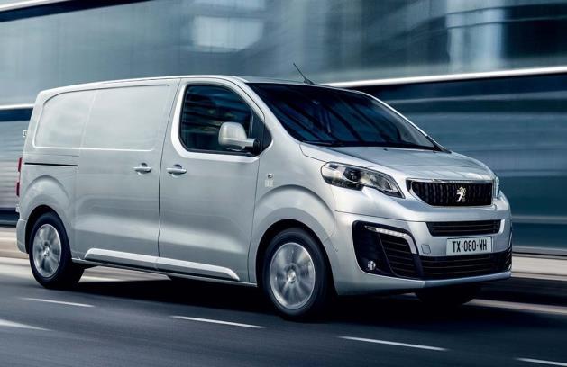 Peugeot Expert BlueHDi 95 XL