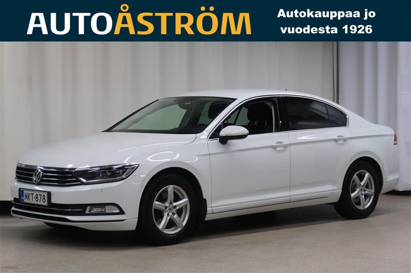 Volkswagen Passat Sedan Comfortline 1,6 TDI 88 kW (120 hv) *HYVÄT VARUSTEET*