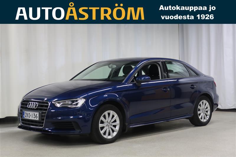 Audi A3 Sedan Business 1,4 TFSI 92kw/125hv **KORKO 0,99%**