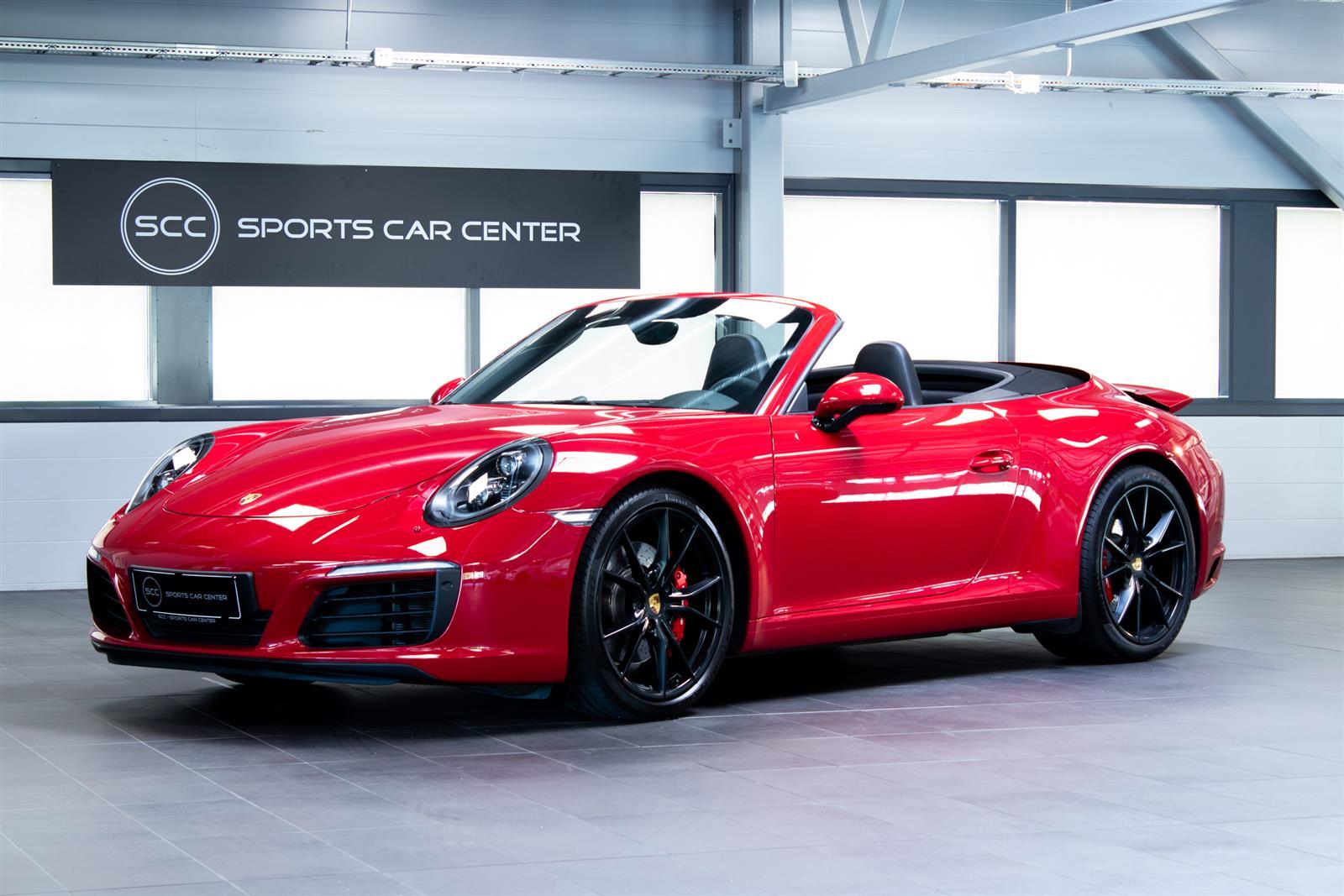 Porsche 911 991.2 Carrera S Cabriolet PDK Superyksilö! Erikoisväri, Putkisto, GT-Alcantara, PDLS+, BOSE®. 18-Ist