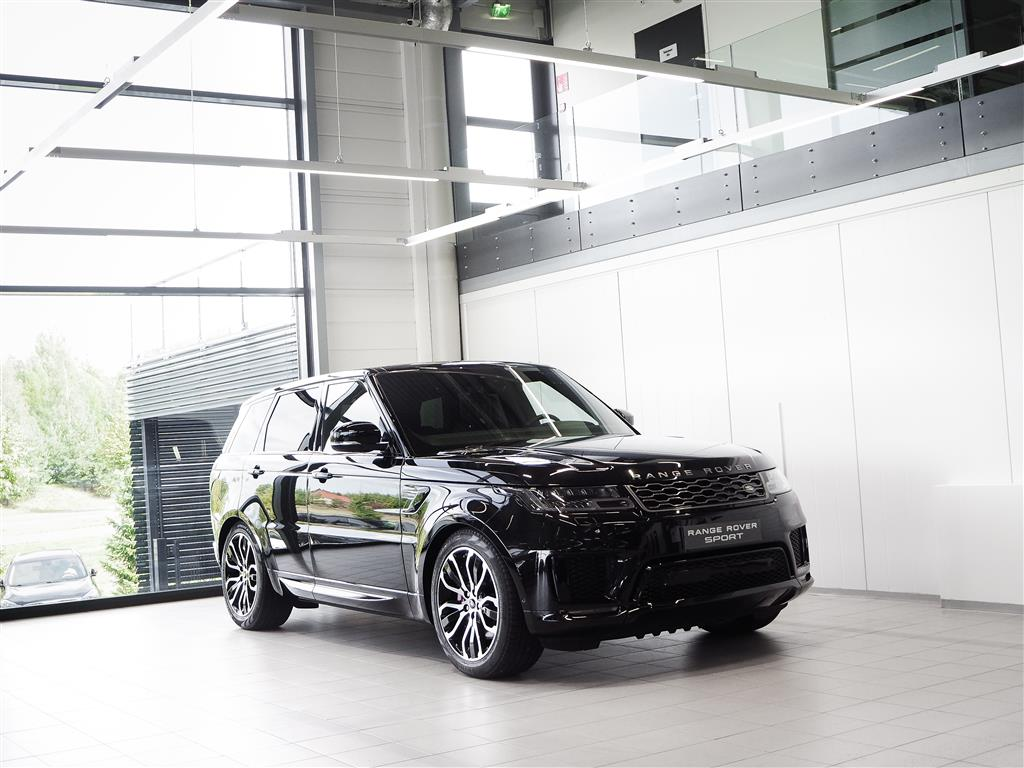 Land Rover Range Rover Sport P400e Hybrid HSE Dynamic Aut + Nahat + Navi + Meridian + LED-valot + Panoraama + Tutkat