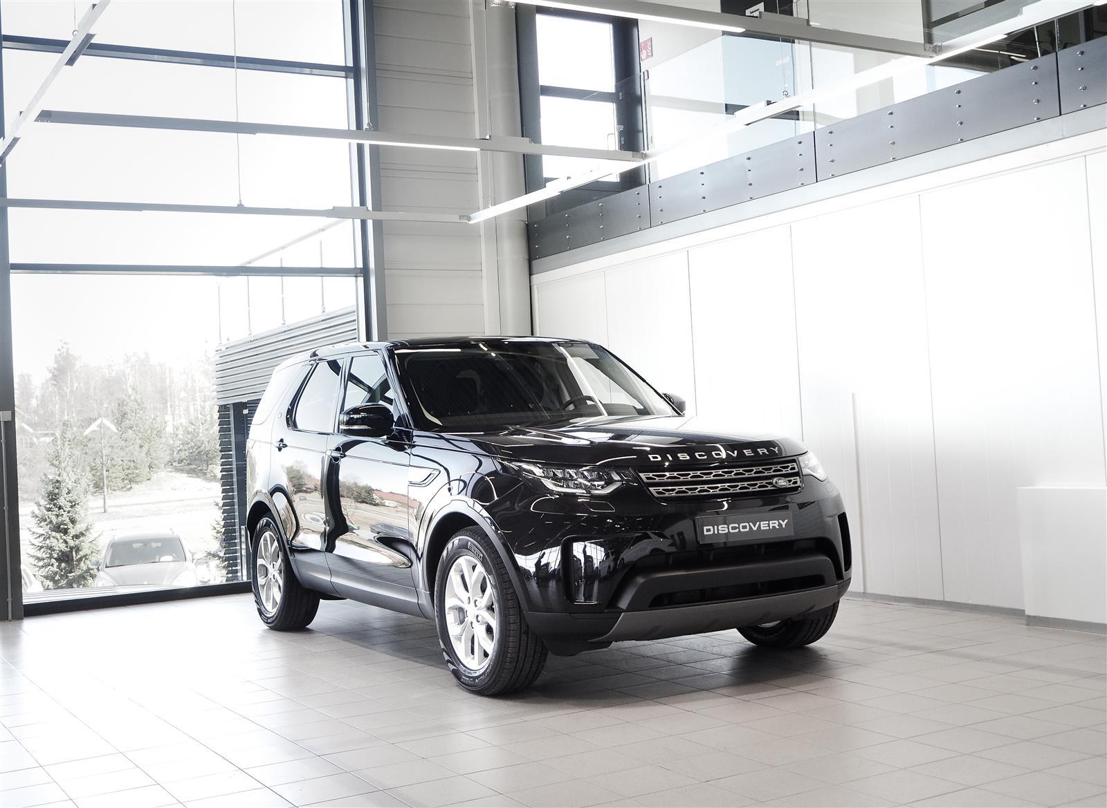 Land Rover Discovery 2,0 Td4 Aut // 2-hlö alennetun autoveron pakettiauto + Sis. ALV 24% + Korkotarjous 0,9%*