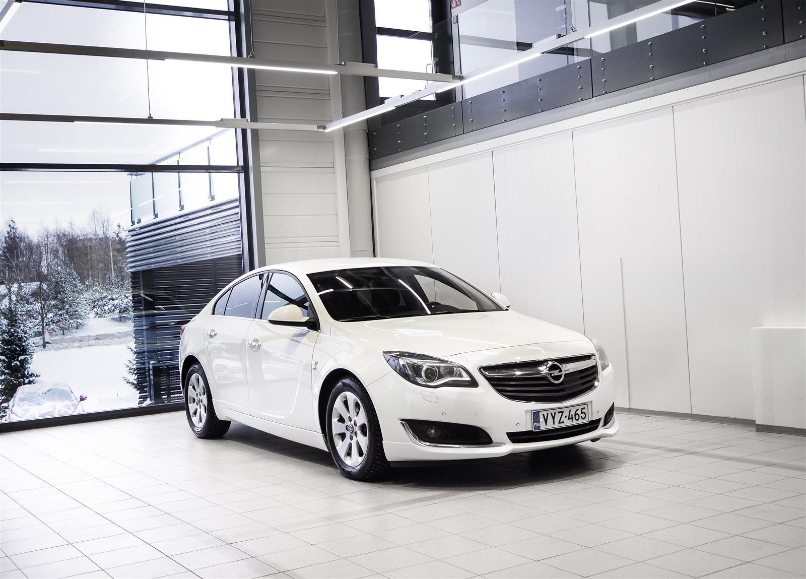 Opel Insignia 2,0 CDTI Sport Aut + Navi + ACC + Webasto + BiXenon + Tutkat