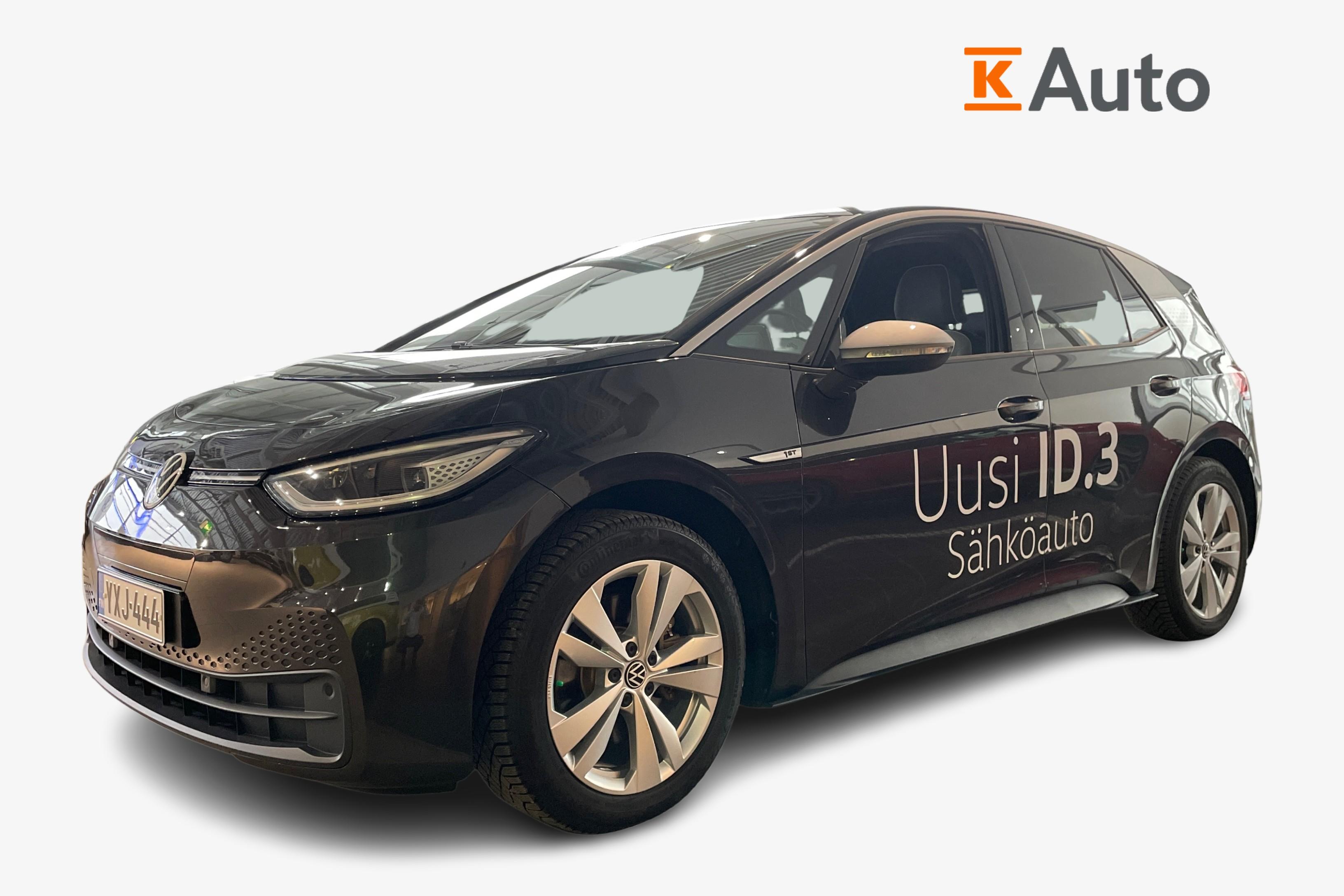 Volkswagen ID.3 1ST Plus 150 kW, akku 58 kWh