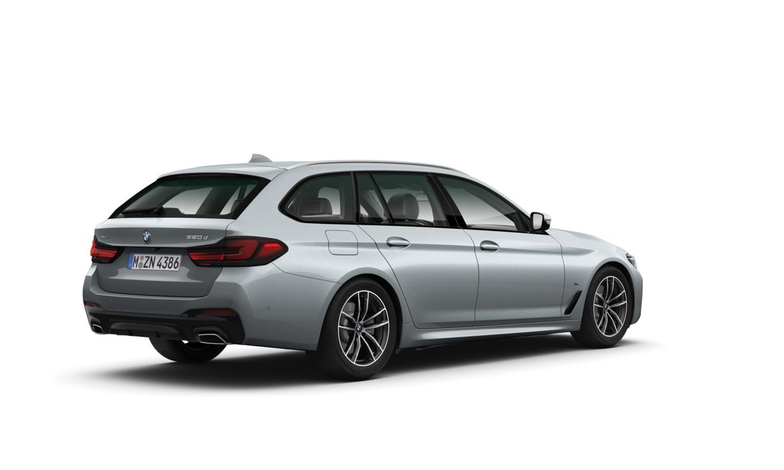 BMW 520 G31 Touring 520d A xDrive M Sport MHEV *** Tähän autoon korko 0,9%+ kulut ja muut Oktoberfest edut!