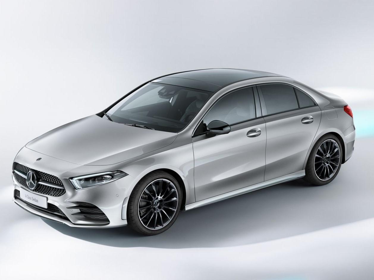 Mercedes-Benz A 250 e A sedan Business Style Edition EQ Power