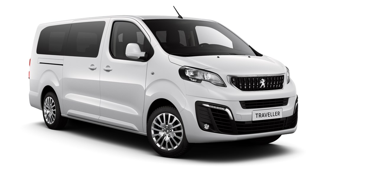 Peugeot Traveller Shuttle BlueHDi 120 XL