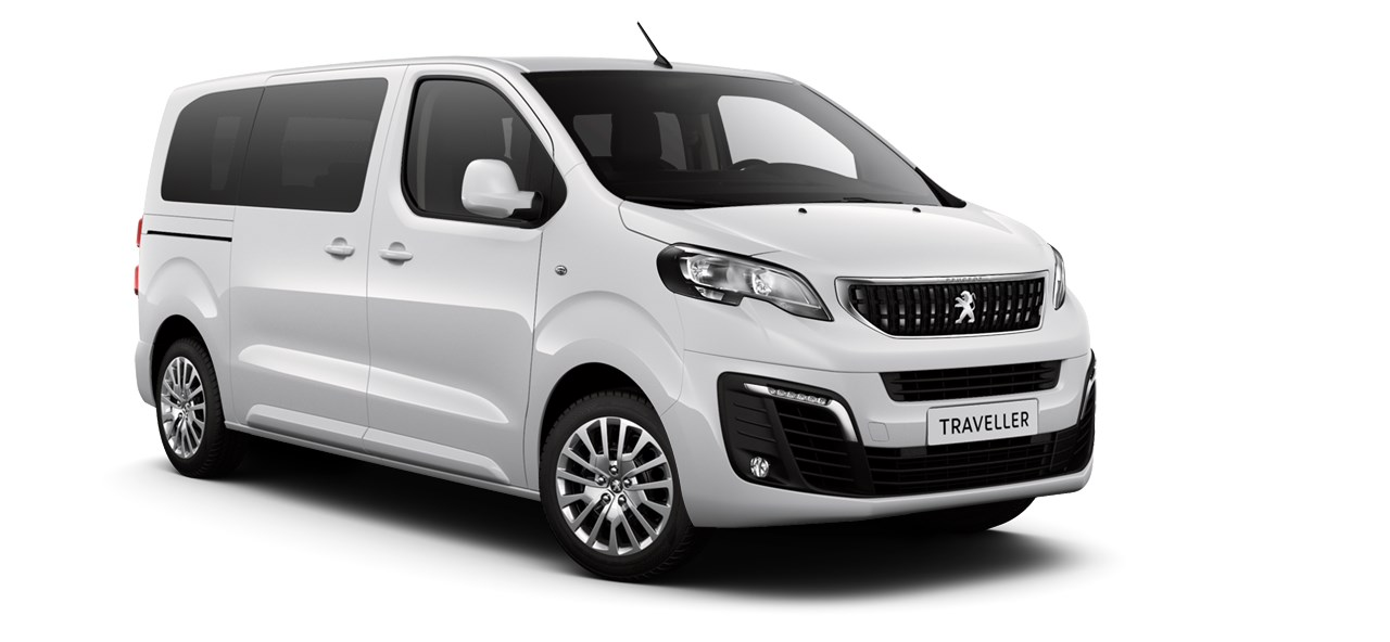 Peugeot Traveller Shuttle BlueHDi 120 M