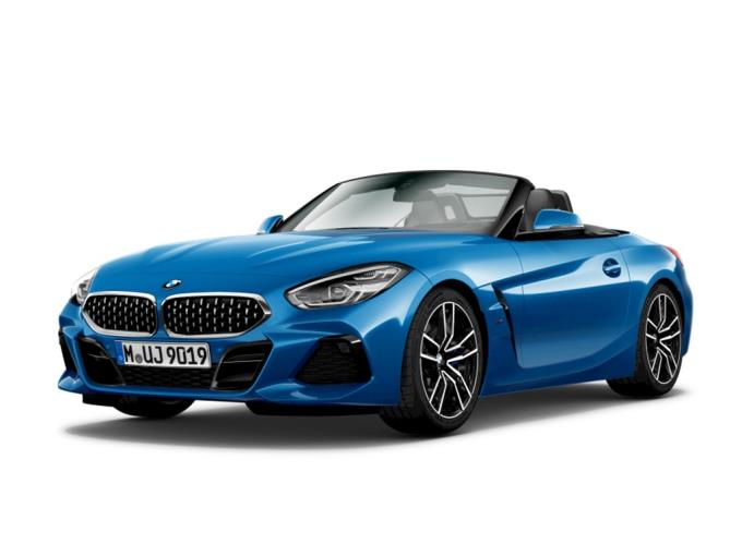 Bmw Z4 Roadster >> Bmw Z4 G29 Roadster Sdrive20i A Uudet Autot All In One